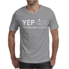 Juko Men's Yep I'm Drunk Again Funny Mens T-Shirt