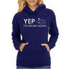 Juko Men's Yep I'm Drunk Again Funny Womens Hoodie