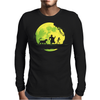 Jungle Moonwalk Mens Long Sleeve T-Shirt