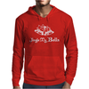 Jungle My Bell Funny Christmas Mens Hoodie