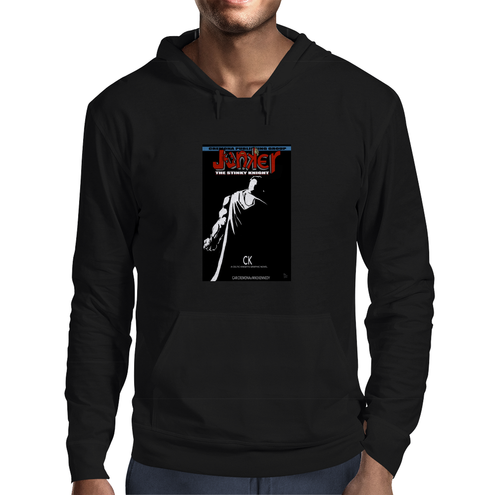 Junker The Stinky Knight Cover Mens Hoodie