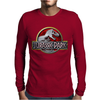 Jurassic Park Ideal Birthday Gift or Present Mens Long Sleeve T-Shirt
