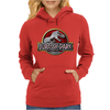 Jurassic Park Ideal Birthday Gift or Present Womens Hoodie