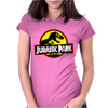 Jurassic Park Womens Fitted T-Shirt