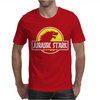 Jurassic Stark Game of Thrones Mens T-Shirt