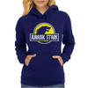 Jurassic Stark Game of Thrones Womens Hoodie