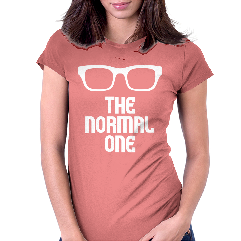 JURGEN KLOPP THE NORMAL ONE FUNNY Womens Fitted T-Shirt