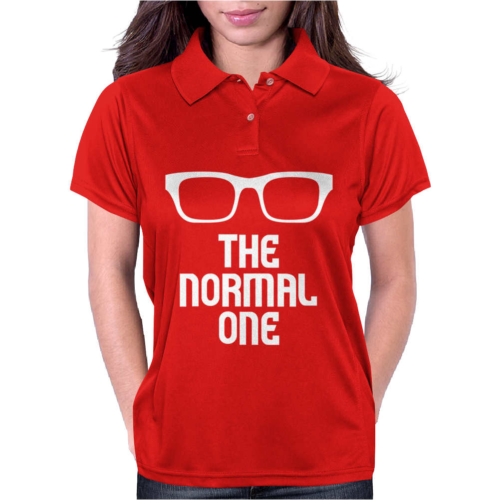 JURGEN KLOPP THE NORMAL ONE FUNNY Womens Polo