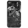 Jurrasic Abe Phone Case