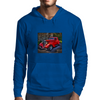 Just A Red 34 Chevy! Mens Hoodie