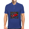 Just A Red 34 Chevy! Mens Polo