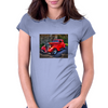 Just A Red 34 Chevy! Womens Fitted T-Shirt