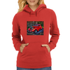 Just A Red 34 Chevy! Womens Hoodie