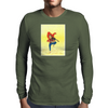 JUST FIDDLING AROUND Mens Long Sleeve T-Shirt