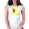 JUST FIDDLING AROUND Womens Fitted T-Shirt