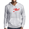Just for the Record Mens Hoodie