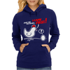 Just for the Record Womens Hoodie