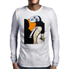 JUST HANGING OUT  PICASSO BY NORA Mens Long Sleeve T-Shirt