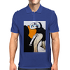 JUST HANGING OUT  PICASSO BY NORA Mens Polo