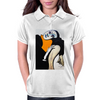 JUST HANGING OUT  PICASSO BY NORA Womens Polo