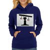 Just, it's an illusion Womens Hoodie