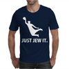 Just Jew It  Funny Comic Religious Comedy Sport Mens T-Shirt