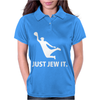 Just Jew It  Funny Comic Religious Comedy Sport Womens Polo