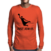 Just Jew It Mens Long Sleeve T-Shirt