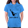 Just Jew It Womens Polo