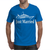 Just Married 2015 Mens T-Shirt