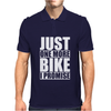 Just One More Bike I Promise Mens Polo