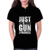 Just One More Gun I Promise Womens Polo
