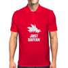 Just Saiyan Mens Polo