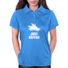 Just Saiyan Womens Polo