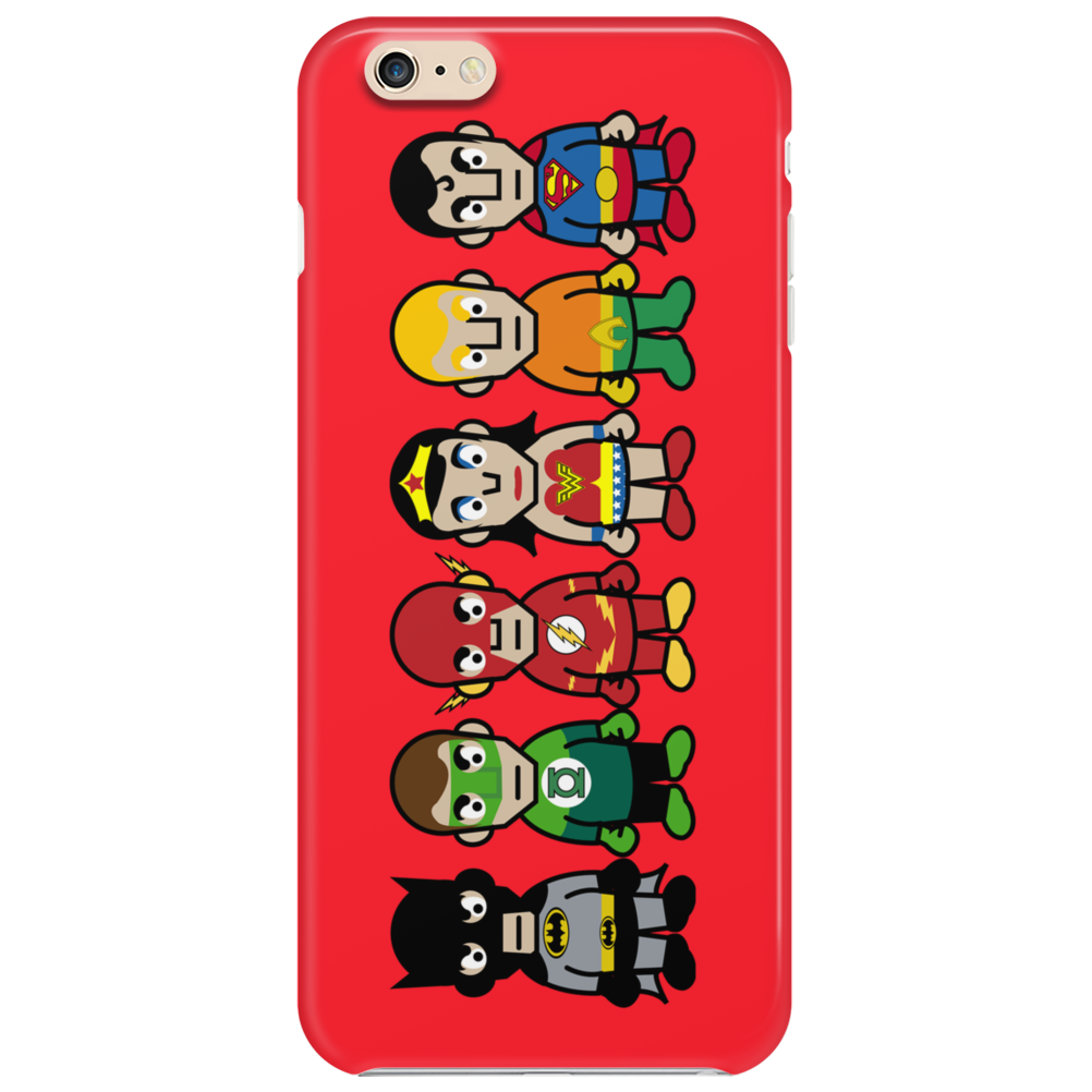 Justice League - Cloud Nine Edition Phone Case