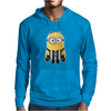 JUVENTUS MINIONS Movie Despicable Me Football Funny T-Shirt UNISEX Brand New Mens Hoodie