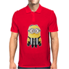 JUVENTUS MINIONS Movie Despicable Me Football Funny T-Shirt UNISEX Brand New Mens Polo