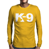 K-9 Mens Long Sleeve T-Shirt