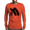 KAGAWA Japanese Prefecture Design Mens Long Sleeve T-Shirt