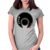 KAGOSHIMA Japanese Prefecture Design Womens Fitted T-Shirt