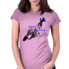 Kajak Design Oberstdorf Womens Fitted T-Shirt