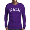 KALE Beyonce Flowless Gym Funny Gift Fashion MusiC Tee Top UNISEX Mens Long Sleeve T-Shirt