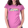 kaliedo KUSH Womens Fitted T-Shirt