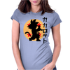 Kamehameha Womens Fitted T-Shirt
