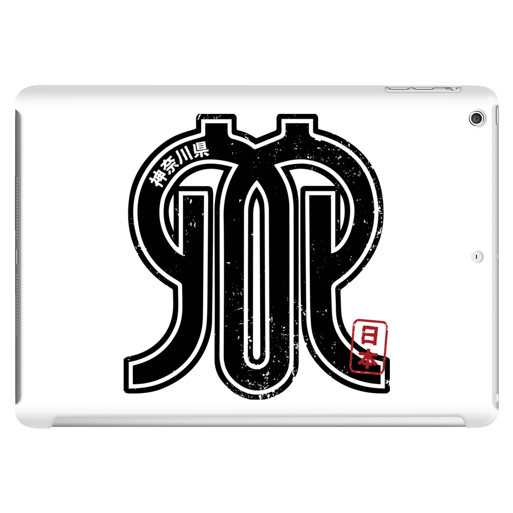 KANAGAWA Japanese Prefecture Design Tablet