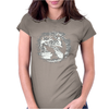 Kangaroo Boxing Womens Fitted T-Shirt