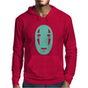 Kaonashi Mask Spirited Away Mens Hoodie