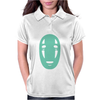 Kaonashi Mask Spirited Away Womens Polo