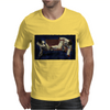 Karate kick Mens T-Shirt