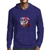 Karate to the death for a bowl of mungo beans Mens Hoodie